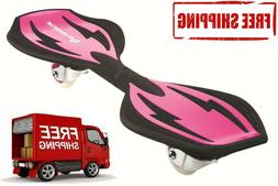 Razor RipStik Ripster Miniature Carving Caster board - Pink
