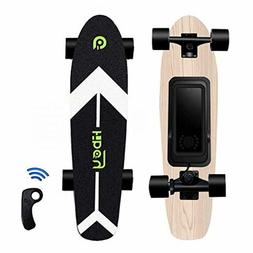 Hiboy S11 Electric Scooter Skateboard 4 Wheels with Wireless
