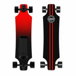Electric Skateboard Longboard w/Wireless Remote Control Dual