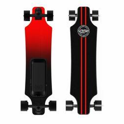 Electric Skateboard Longboard 18.6MPH Wireless Remote Contro