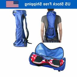 """Scooter Carrying Backpack Bag for 6.5"""" 7"""" 8"""" Two-Wheel Elect"""