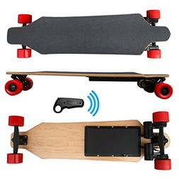 DUBANG Single Motor Belt Driven Electric Skateboard 36 inch