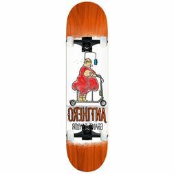 "Anti Hero Skateboard Complete Taylor Electric Luxuries 8.0"""