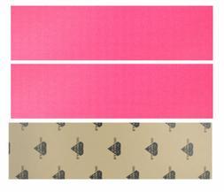 "Black Diamond Skateboard Grip Tape Pink 9"" x 33"" Griptape 3"