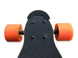 DIYE Skateboard Longboard Nose Guard Tail  for Boosted Board