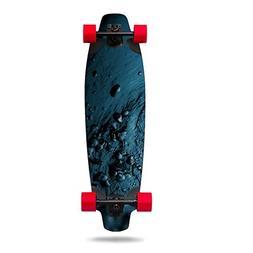 MightySkins Skin for Inboard M1 Electric Skateboard - Blue S