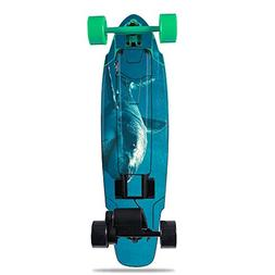 MightySkins Skin for Yuneec E-GO2 Electric Skateboard - Shar