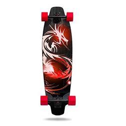 MightySkins Skin for Inboard M1 Electric Skateboard - Tribal