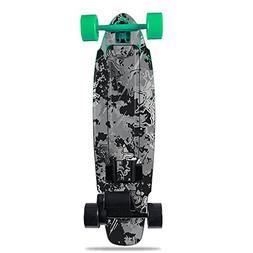 MightySkins Skin for Yuneec E-GO2 Electric Skateboard - Vipe