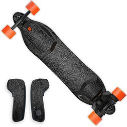 MightySkins Skin for Boosted Board 2nd Generation - Black Le