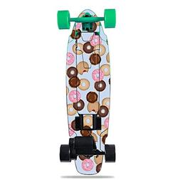 MightySkins Skin for Yuneec E-GO2 Electric Skateboard - Donu