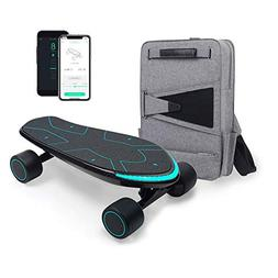 WALNUTT SPECTRA Advanced Electric Skateboard | 3D Posture Co