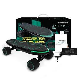 Swagtron Spectra Pro Electric Skateboard 12 Miles Per Charge