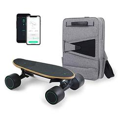 WALNUTT Spectra Mini Electric Skateboard with 3D Posture Con
