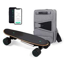 WALNUTT Spectra Mini Plus Electric Skateboard with 3D Postur