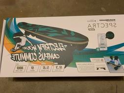 spectra mini skateboard swagskate a i electric