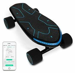 Swagtron Swagboard Spectra Advanced Electric Cruiser Skatebo