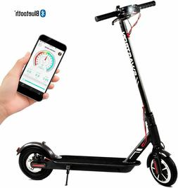 Swagtron High Speed Foldable Electric Scooter City Commuter