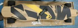 """SWAGSKATE NG2 38"""" A.I. Powered Electric Longboard Skateboa"""