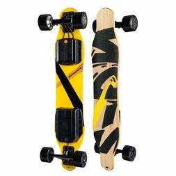 "SWAGSKATE NG2 38"" A.I.-Powered Electric Longboard Skateboard"