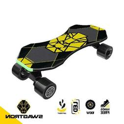 SWAGTRON Swagskate NG3 Electric Skateboard for Kids Kick-Ass