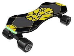 Swagtron Swagskate NG3 Electric Skateboard With A.I. Smart C