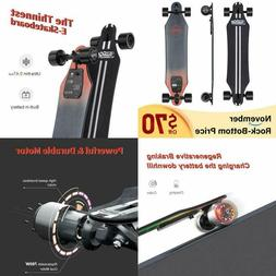 """Teamgee H5 37"""" Electric Skateboard, 23 Mph Top Speed, 760W D"""
