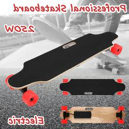 Teens/Adult Electric Skateboard Complete Longboard Remote Co