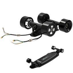 Skatebolt TORNADO II 90mm Powered Dual Hub Motor Kit DIY Ele