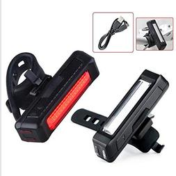 Ultra Bright Skateboard Light 168T USB Rechargeable Longboar