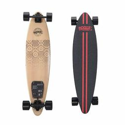 Ultra-thin Electric Longboard Skateboard Remote Control Dual