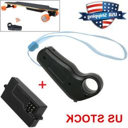 Universal ESC 2.4Ghz Electric Skateboard Remote Control+Rece