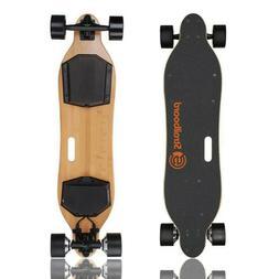 Strailboard V2 Pro  Dual 450w Hub Motor Electric Skateboard
