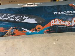 "Swagtron Voyager 42"" Electric Longboard With Remote Contro"