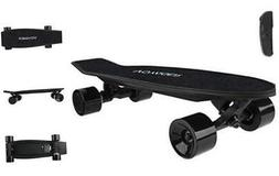 Voyager Neutrino Compact Cruiser Electric Skateboard with Bl