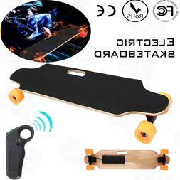 ANCHEER Wireless Remote Control Hub Motor Electric Skateboar