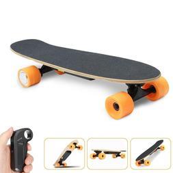 Wireless Remote Electric Skateboard Penny Board Cruiser Coar