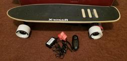 Razor RazorX Cruiser Electric Skateboard New in box