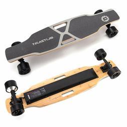 "BLITZART X-Plore 38"" Electric Skateboard Longboard Hub motor"