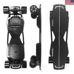 X6 300W Dual Motor Electric Skateboard Longboard 23MPH TopSp