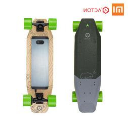 Xiaomi ACTON Blink S-R LED Electric Skateboard Scooter Wirel