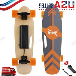 Youth Outdoor Sports 3-Speed Electric Skateboard Lithium Bat
